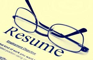 Writing a good Resume